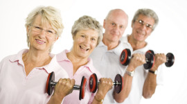 Fitness For The Elderly Image