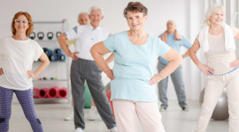 Fitness For The Elderly Image Download