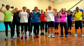 Fitness For The Elderly Photo Download