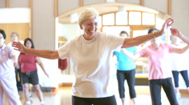 Fitness For The Elderly Photo Free