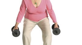 Fitness For The Elderly Wallpaper For IPhone