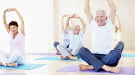 Fitness For The Elderly Wallpaper Gallery