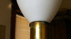 Floor Lamp Wallpaper Background