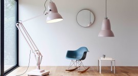 Floor Lamp Wallpaper HD