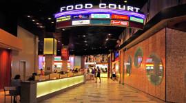 Food Court Wallpaper Download Free