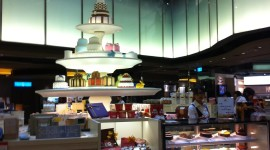 Food Court Wallpaper For IPhone