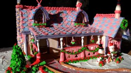 Gingerbread House Aircraft Picture