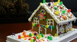 Gingerbread House Photo Download