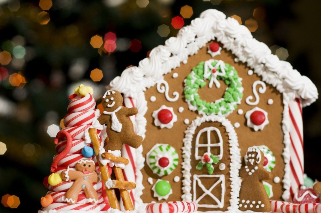 Gingerbread House wallpapers HD
