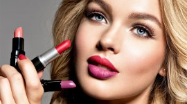 Girl Lips Lipstick Wallpaper 1080p