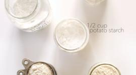 Gluten Free Flour Wallpaper Background
