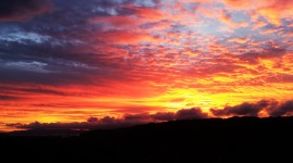 Golden Sky Image