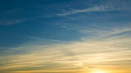 Golden Sky Photo