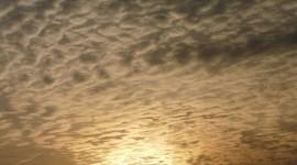 Golden Sky Wallpaper For Mobile