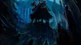 Harry Potter Art High Quality Wallpaper