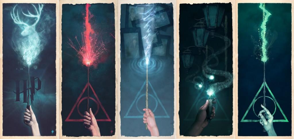 Harry Potter Art wallpapers HD