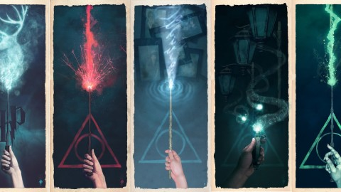 Harry Potter Art wallpapers high quality