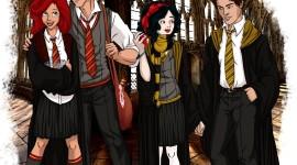 Harry Potter Art Wallpaper