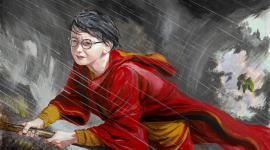 Harry Potter Art Wallpaper Download Free