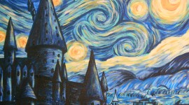 Harry Potter Art Wallpaper For Desktop