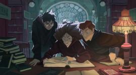 Harry Potter Art Wallpaper HD