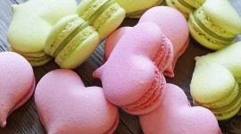 Heart Of Macaron Aircraft Picture