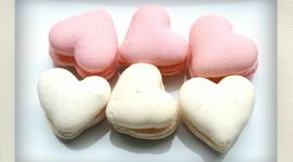 Heart Of Macaron Image Download