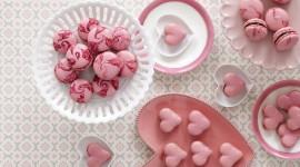 Heart Of Macaron Photo
