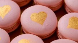 Heart Of Macaron Photo Download