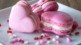 Heart Of Macaron Picture Download
