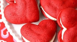 Heart Of Macaron Wallpaper For IPhone