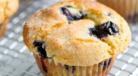 Homemade Muffins Wallpaper Download Free