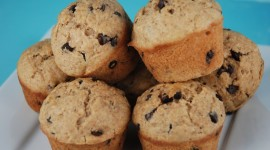 Homemade Muffins Wallpaper For Desktop