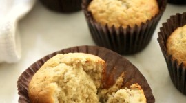 Homemade Muffins Wallpaper For IPhone 6