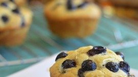 Homemade Muffins Wallpaper For IPhone Download
