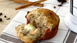 Homemade Muffins Wallpaper High Definition