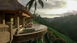 Hotel In Bali Desktop Wallpaper HQ