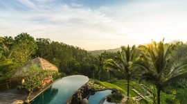 Hotel In Bali High Quality Wallpaper