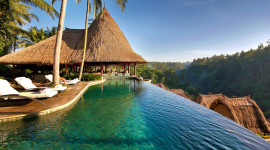 Hotel In Bali Wallpaper 1080p