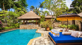 Hotel In Bali Wallpaper High Definition