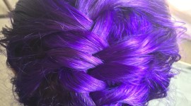 Iroiro Hair Color Wallpaper For IPhone Free