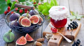 Jam Figs Photo