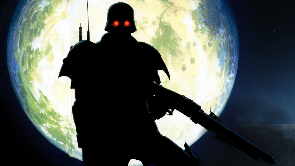 Jin-Roh The Wolf Brigade wallpapers HD