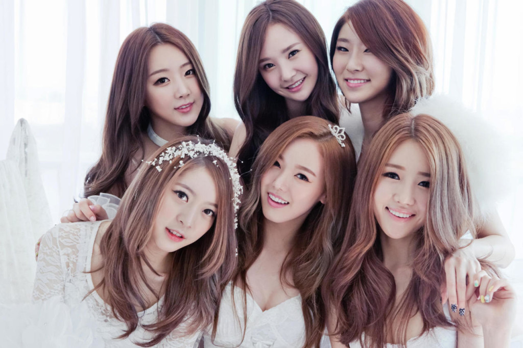 K-Pop Girls wallpapers HD