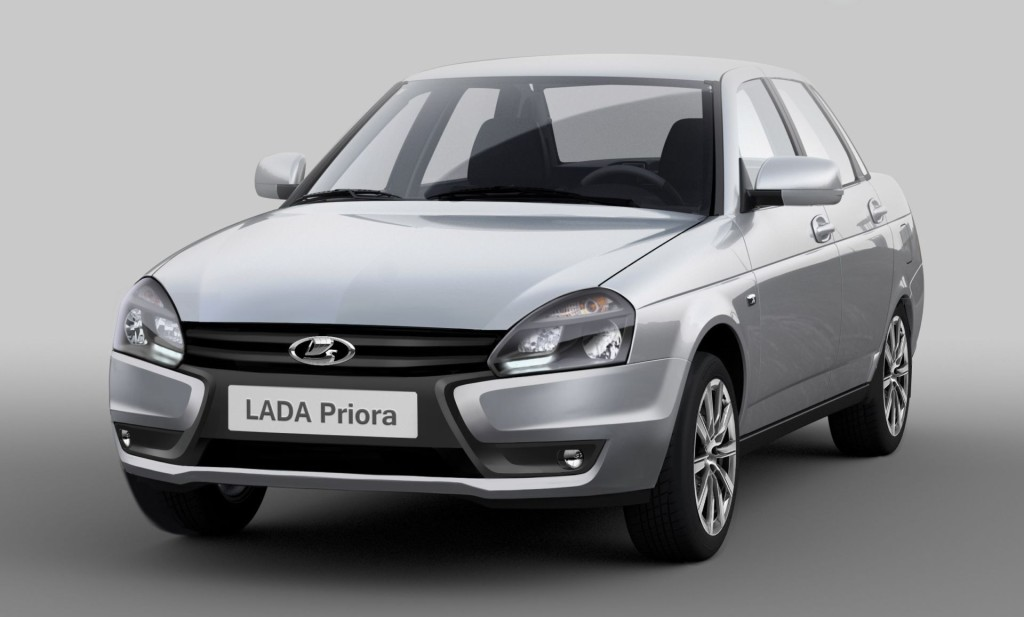 Lada Priora wallpapers HD