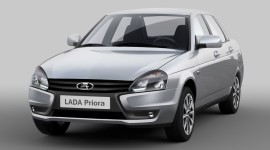 Lada Priora Desktop Wallpaper For PC