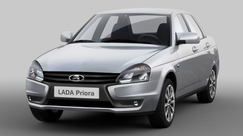 Lada Priora wallpapers high quality