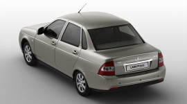 Lada Priora Wallpaper Free