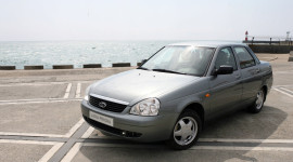 Lada Priora Wallpaper Full HD