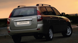 Lada Priora Wallpaper HD
